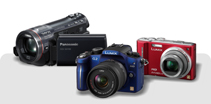 Kamery aparaty